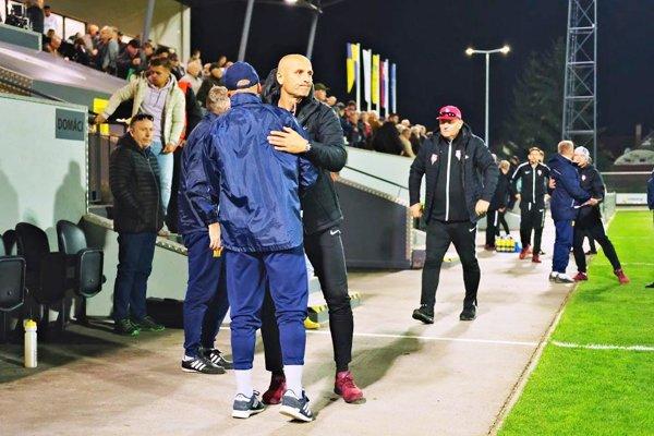 Zverenci trénerskej dvojice Stromšík - Lérant postúpili v Slovenskom pohári do osemfinále.