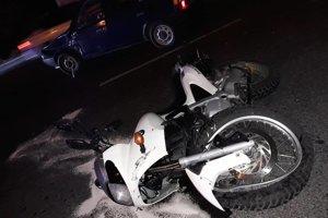 Nehoda na Sečovskej ceste