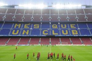 Štadión FC Barcelona, Camp Nou.