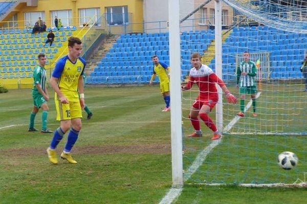 Hráči vedúceho tímu FC Košice si doma zastrieľali proti rezerve Prešova.