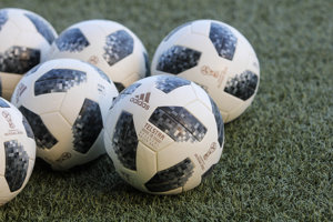 V súboji Diviny a Divinky gól nepadol. Ilustračné foto.