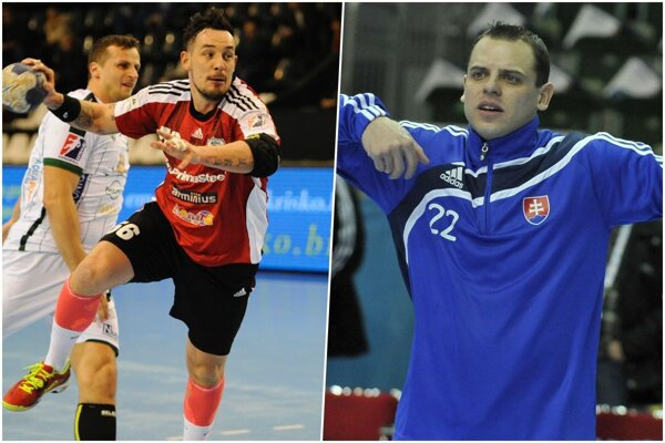 Peter Dudáš aTomáš Straňovský sú asistentmi trénera Guricha pri našej kadetskej reprezentácie.