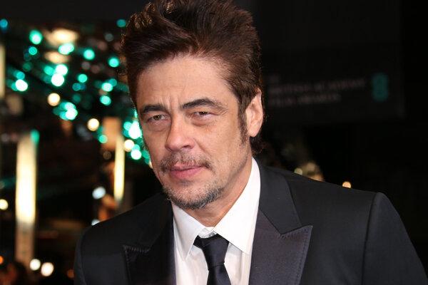 Benicio del Toro sa práve pripojil k Hviezdnym vojnám.
