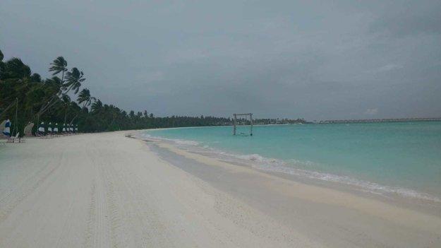 Pláže sú naozaj také ako na fotkách