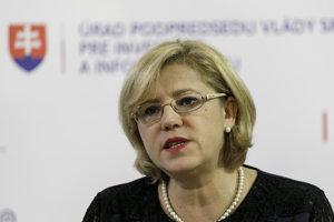 Eurokomisárka Corina Cretuová.