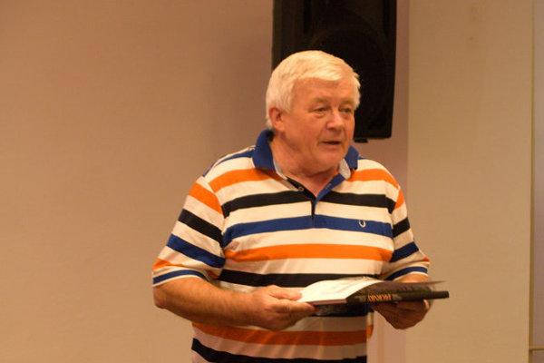Martin Ferenčík.