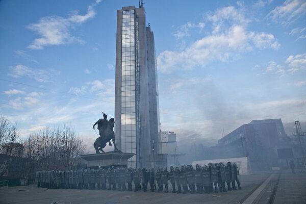 Kosovo v posledných mesiacoch zažilo búrlivé protesty.