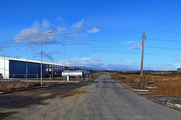 V priemyselnom parku Juh Lučenec by mali pribudnúť dve výrobné haly.