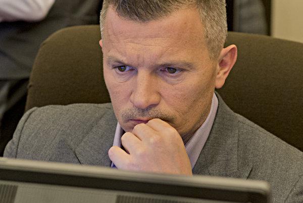 Minister dopravy Ján Počiatek