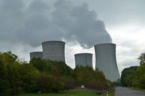 Elektráreň Mochovce.