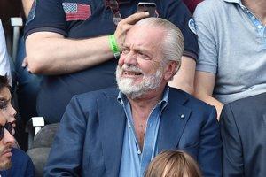 Majiteľ Neapola Aurelio De Laurentiis nazval štadión nočnou morou.