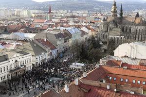 Košice zrejme čakajú najzaujímavejšie voľby