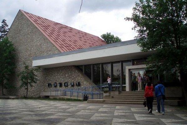 Múzeum TANAP-u v Tatranskej Lomnici.