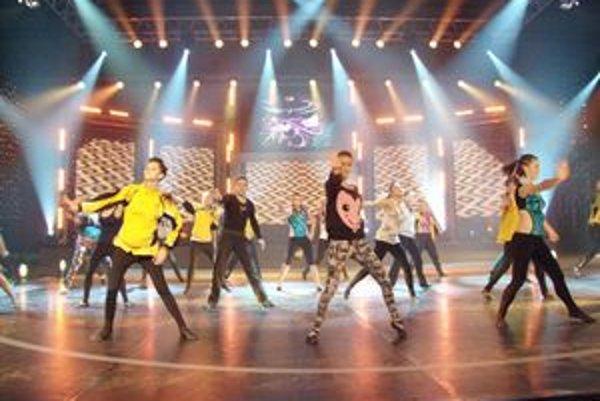 Aj v tejto súťaži dokázala, že patrí medzi popredné tanečné skupiny na Slovensku.