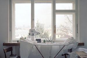 Život sa skladá z nepatrných dotykov osamotenia. 2010 - 2012