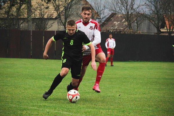 Súboj medzi Hrabušicami a Harichovcami priniesol víťazstvo Harichoviec.