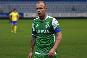 Za Lipany sa gólovo presadil Lukáš Janič.