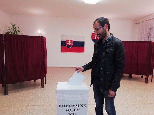Voľby v Brestovanoch.