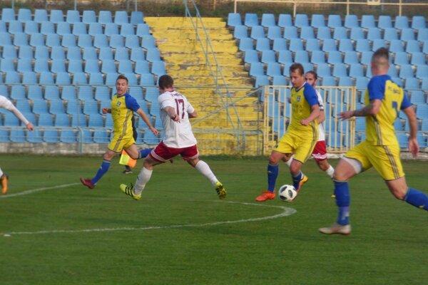 Po jeseni vedie tabuľku III. ligy FC Košice.