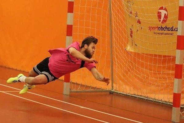 Okrem futbalu obľubuje Jozef Blaško aj futsal.