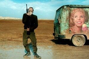 Foxtrot.Izraelský film.