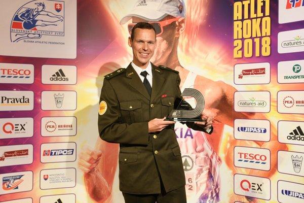 Absolútnym víťazom ankety sa stal chodec Matej Tóth.