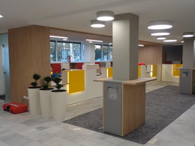 Klientske centrum Šaľa