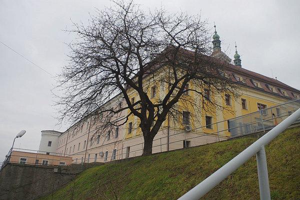 Bastion (baštu celkom vzadu) zrekonštruovali a rozšírili kapacitu.