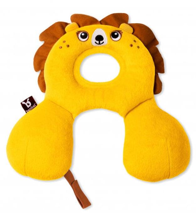 Nákrčník s opierkou hlavy, lev 0-12, Benbat.