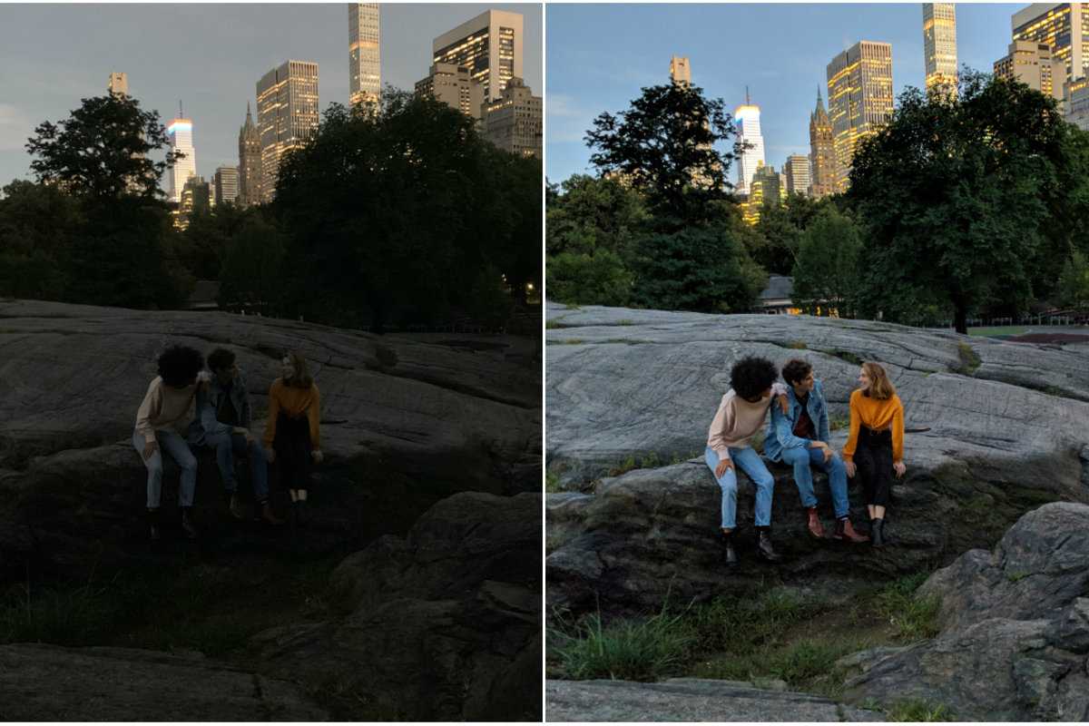 Fotí v takmer úplnej tme. Google ukázal režim nočného pohľadu - tech.sme.sk 56a6debc8e
