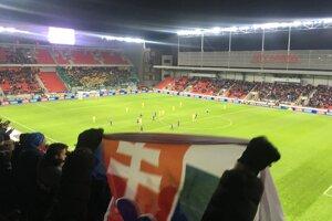 Zápas Slovenska - ilustračná fotografia.