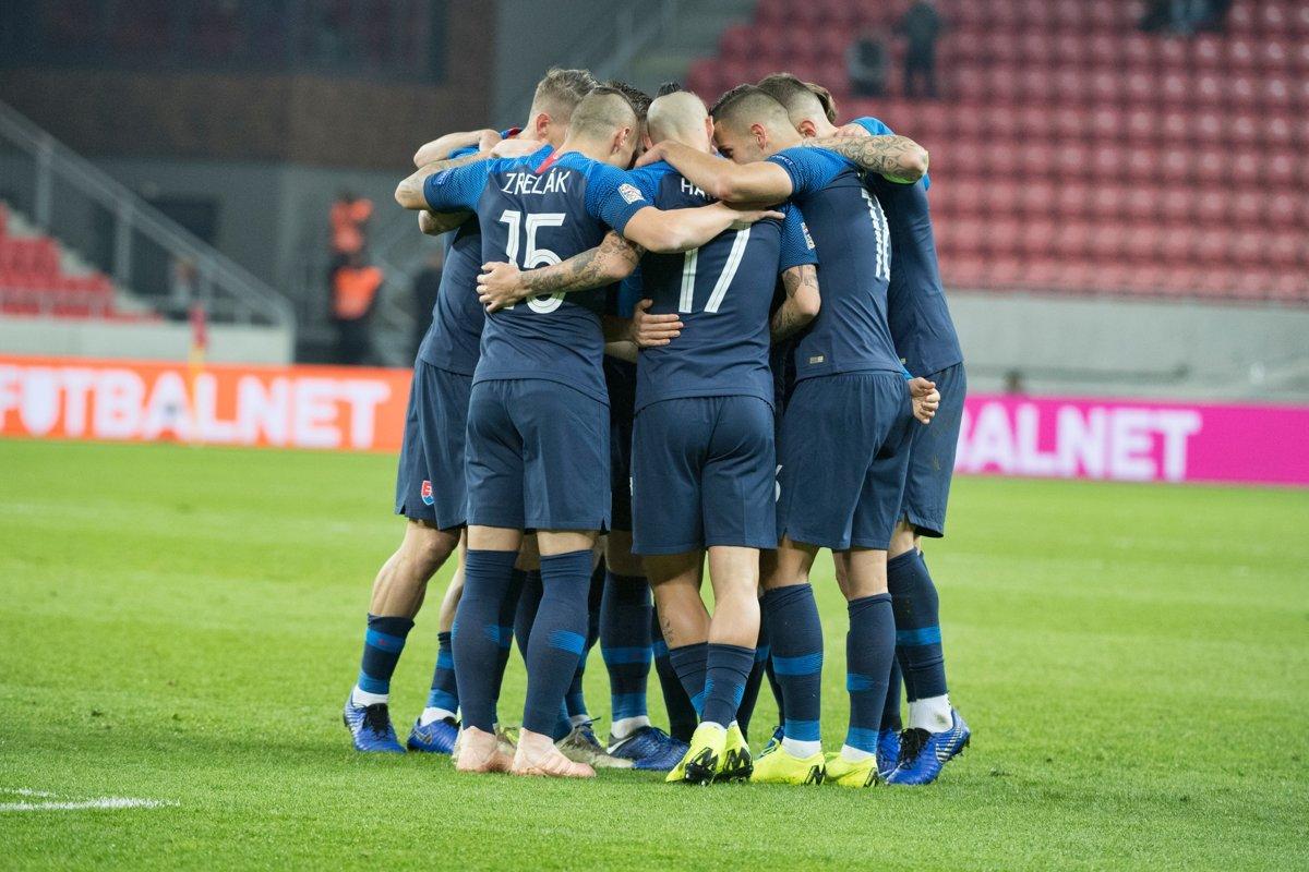 7836d20b39d8f Slovensko a rebríček FIFA k 4. februáru 2019 - Šport SME