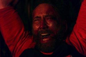 Nicolas Cage v horore Mandy.