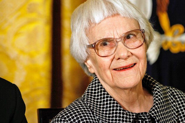 Harper Lee (1926 - 2016)
