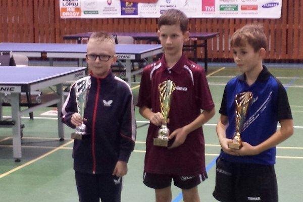 Matúš Király (vľavo) sa prebojoval do finále.