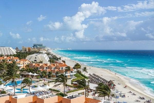 Cancún, Mexiko.