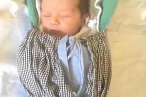 Lenke a Jurajovi z Topoľčianok sa narodila 8. októbra dcérka ANNA Mišejová ako prvé dieťa. Malá Anička po narodení merala 47 cm a vážila 2,55 kg.