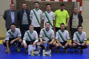 Víťazom turnaja sa stali futbalisti Jacoviec.