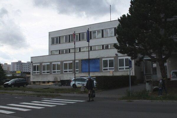 Klientske centrum nájdu obyvatelia Žiaru a okolitých obcí v budeove, kde sídli polícia.