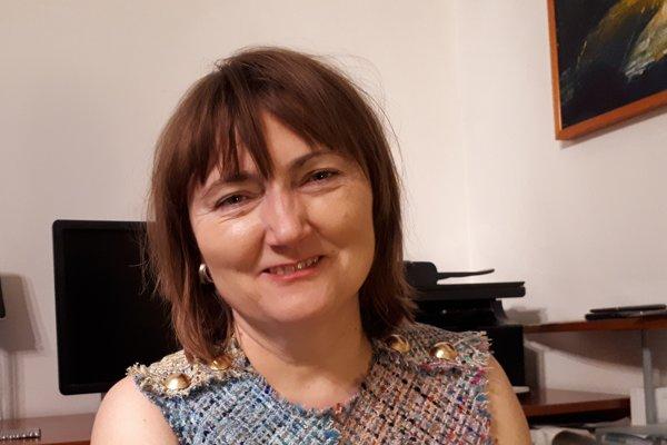 Advokátka Iveta Rajtáková.