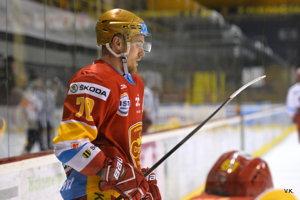 Marek Hecl vyhral zlatú prilbu za najkrajší októbrový gól.