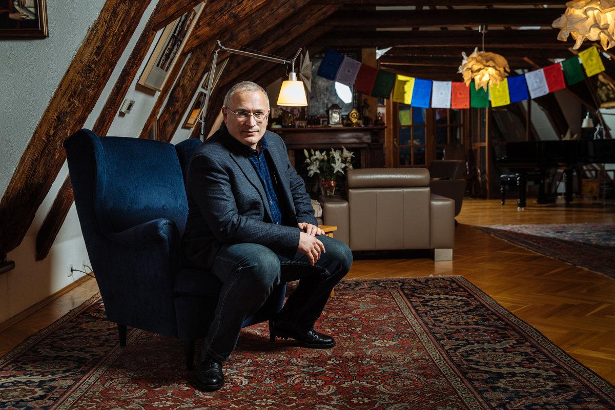 ROZHOVOR  Michail Chodorkovskij o Rusku a Putinovi - svet.sme.sk 81195a2b3c3