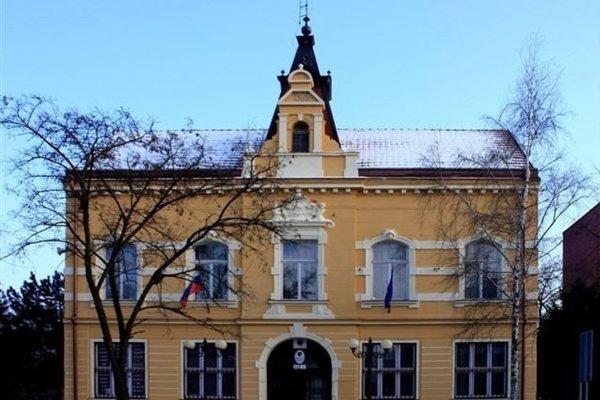 Vlastivedné múzeum v Galante.