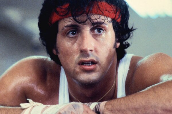Rocky bol Amerika.