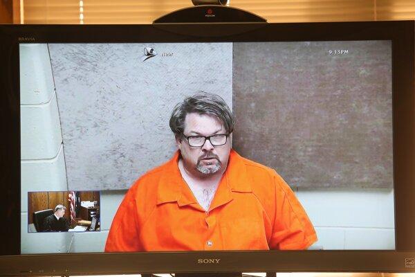 Obvinený Jason Dalton.