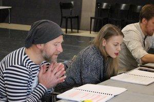 V Divadle Andreja Bagara začali nacvičovať inscenáciu Meno.