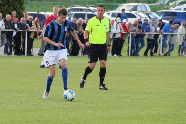 Peter Bača je hráčom MFK Dolný Kubín.