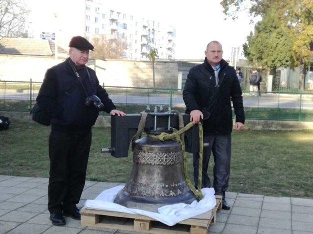 Zvon vyrábali od mája.