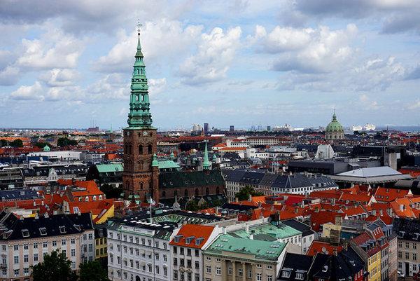 Dánska metropola Kodaň