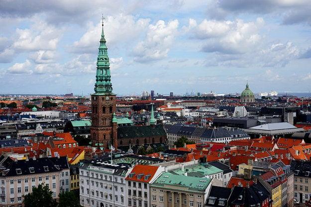 Dánska metropola Kodaň je v rebríčku deviata.